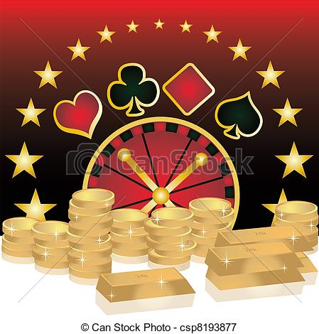 Casino Theme Stock Photo Images  11 Vector Illustration Casino Theme