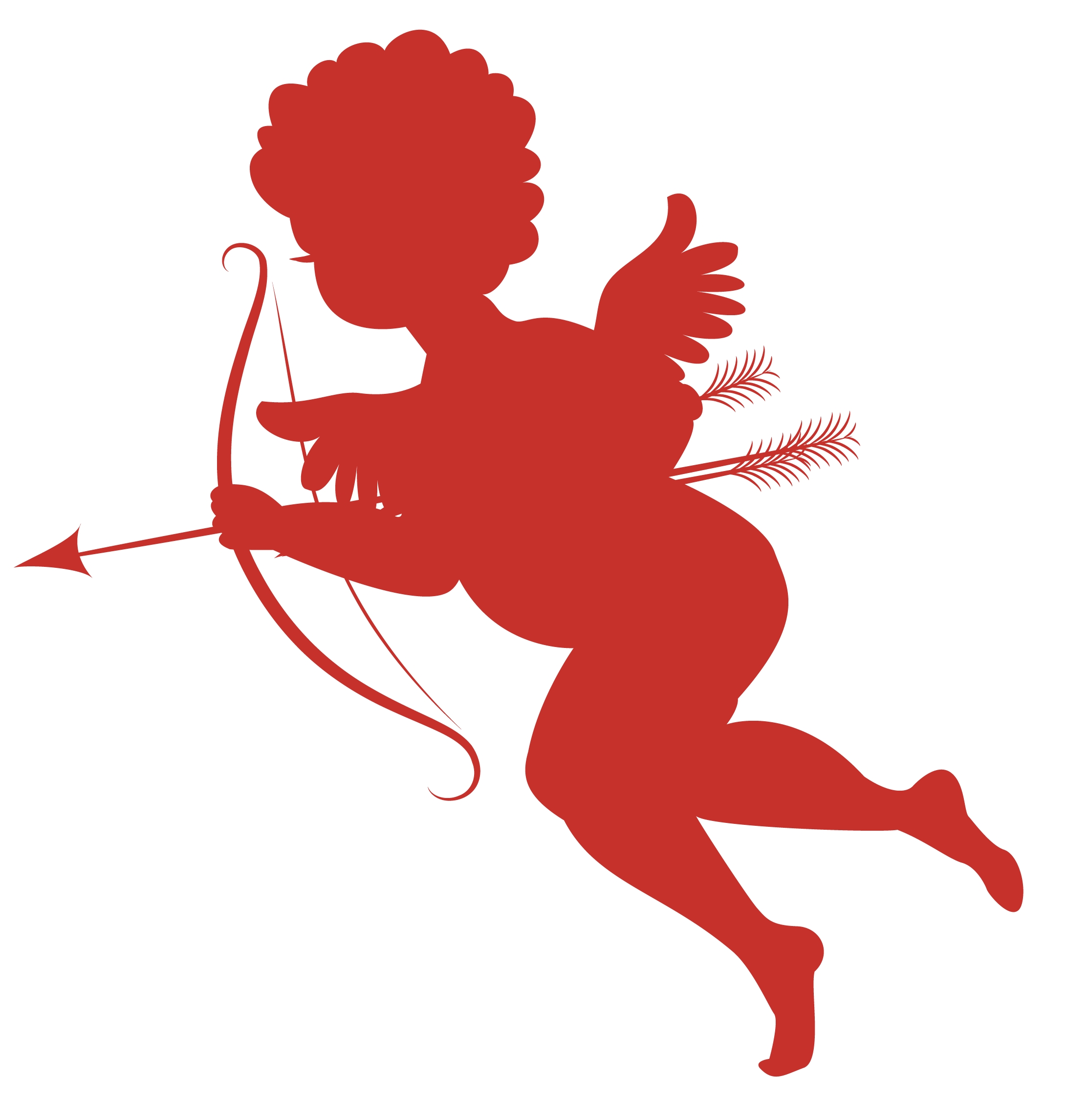 Cupid Transparent Clipart - Clipart Suggest
