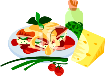 Fruit Plate Clipart   Clipart Panda   Free Clipart Images