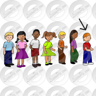 line leader clipart clipart suggest