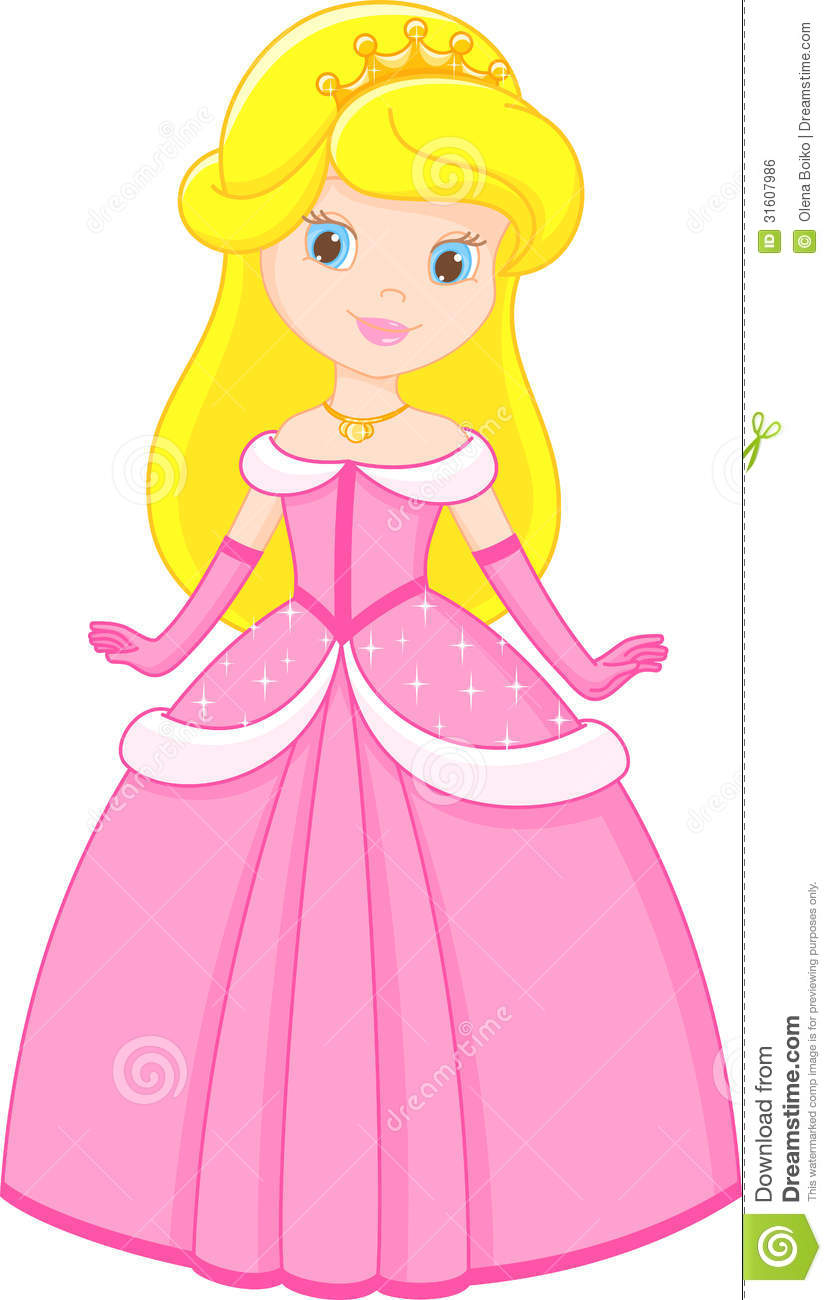 Little Princess Royalty Free Stock Image   Image  31607986