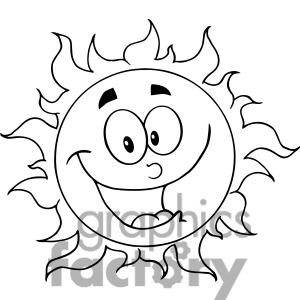 Pin Burning Flaming Orange Sun Tattoo With Face Pinterest Picture
