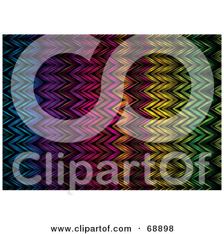 Royalty Free  Rf  Zig Zag Clipart   Illustrations  1