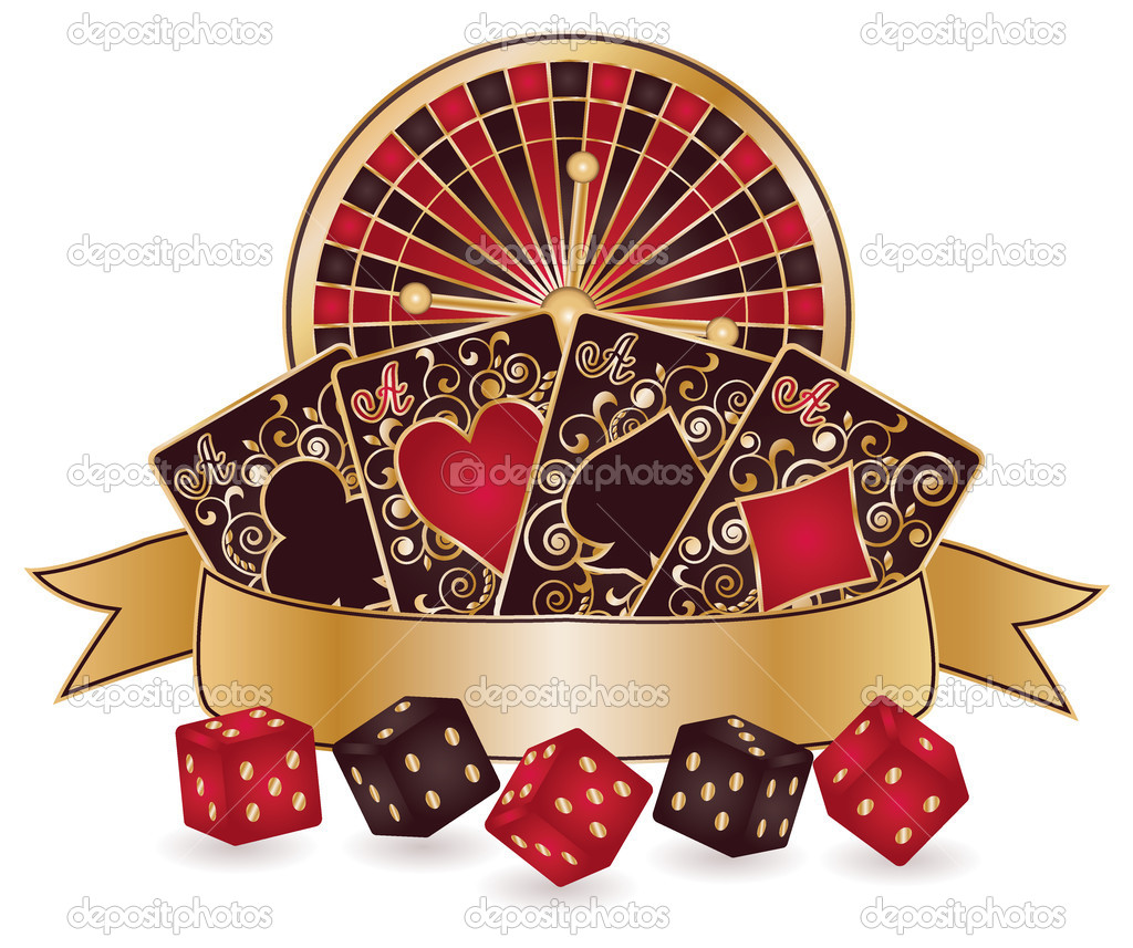 Casino graphics clip art