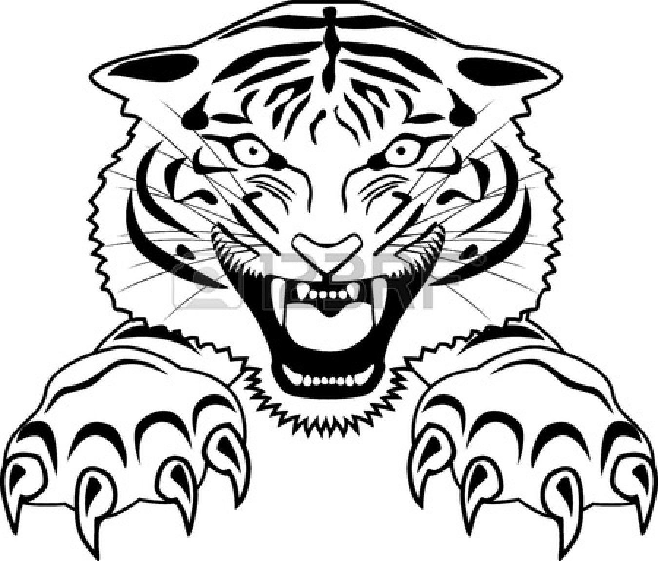 Tiger Eyes Tattoo   Clipart Panda   Free Clipart Images