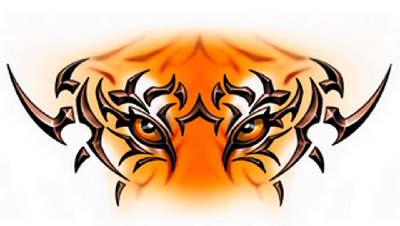 Tiger Eyes Tattoo Free Tiger Tattoo Wallpaper Download The Free Tiger