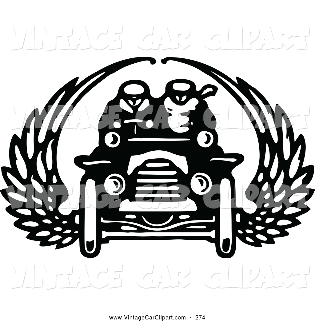 Car Clip Art Black And White  Sunset Black And White Clipart  View