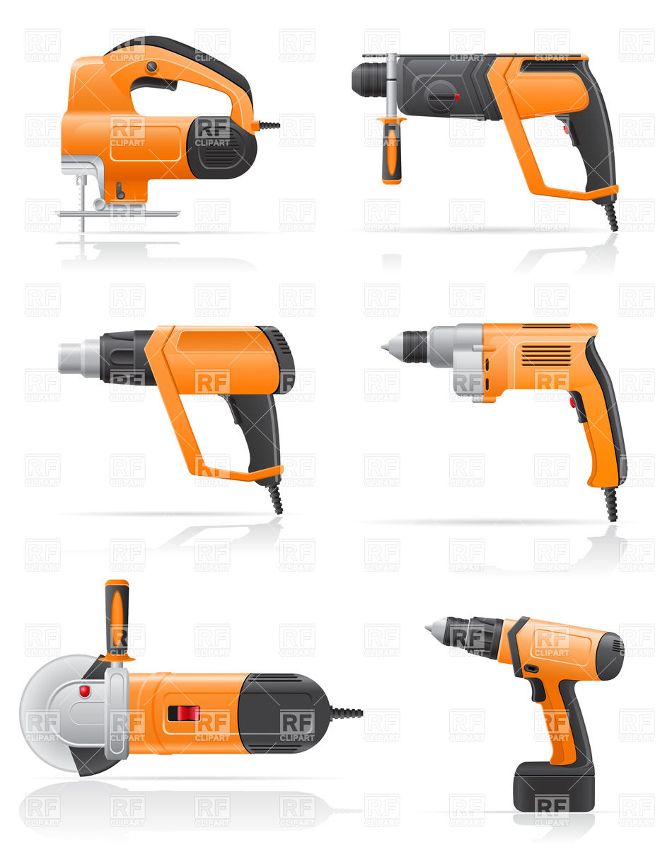 Power Tool Clipart - Clipart Kid