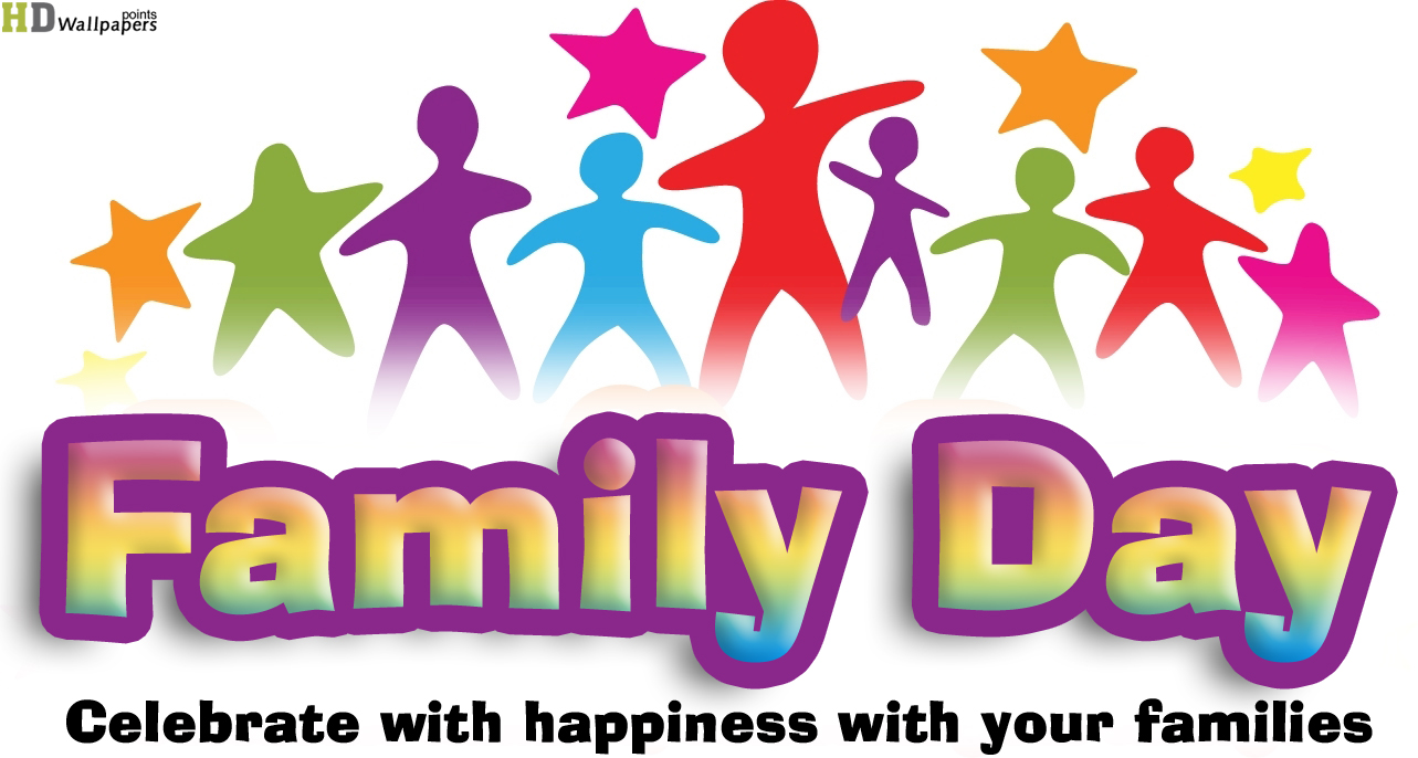 Family Day 2013 Art Vector Wallpapers   Hd Wallpaper