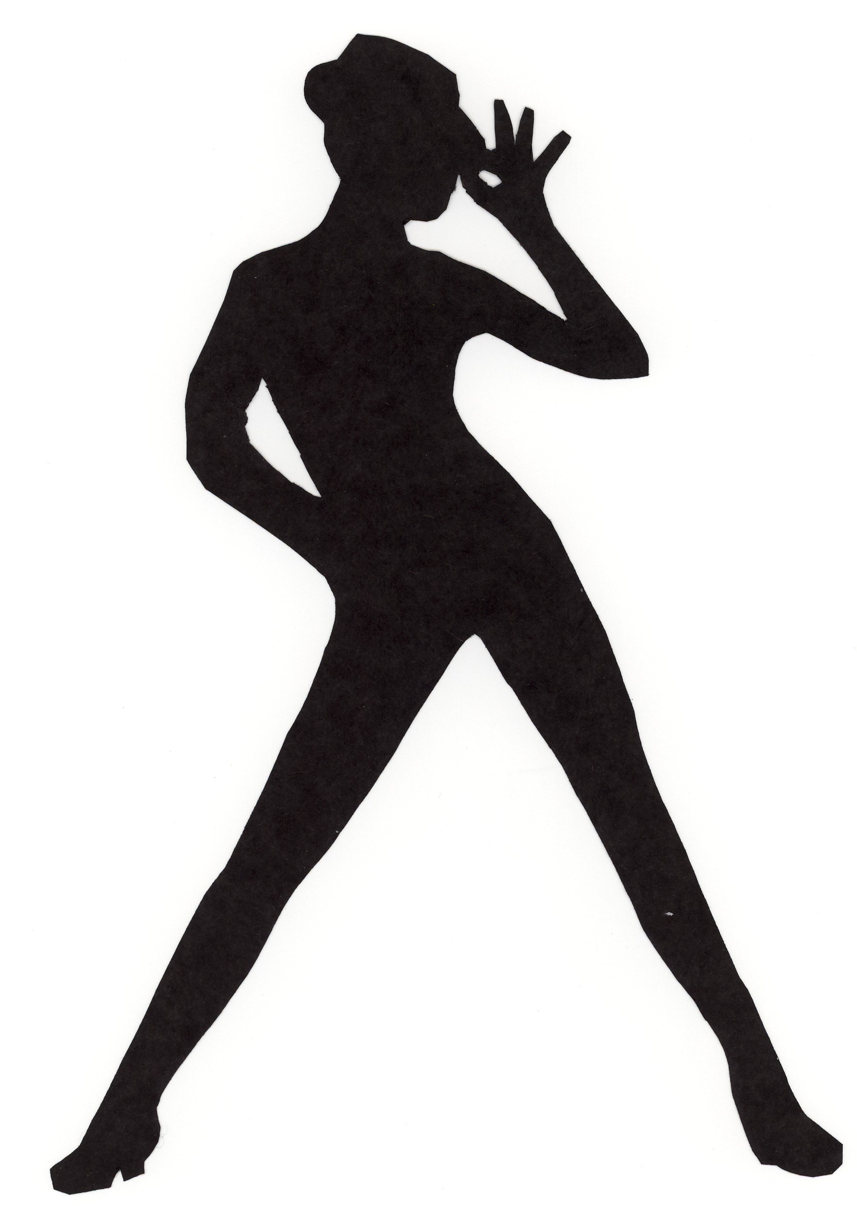 Jazz Dancer Clipart Silhouette   Clipart Panda   Free Clipart Images