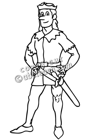 Prince Clipart Black And White Images   Pictures   Becuo