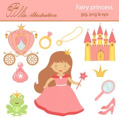Princess   Prince On Pinterest   Clip Art Princess Crowns And