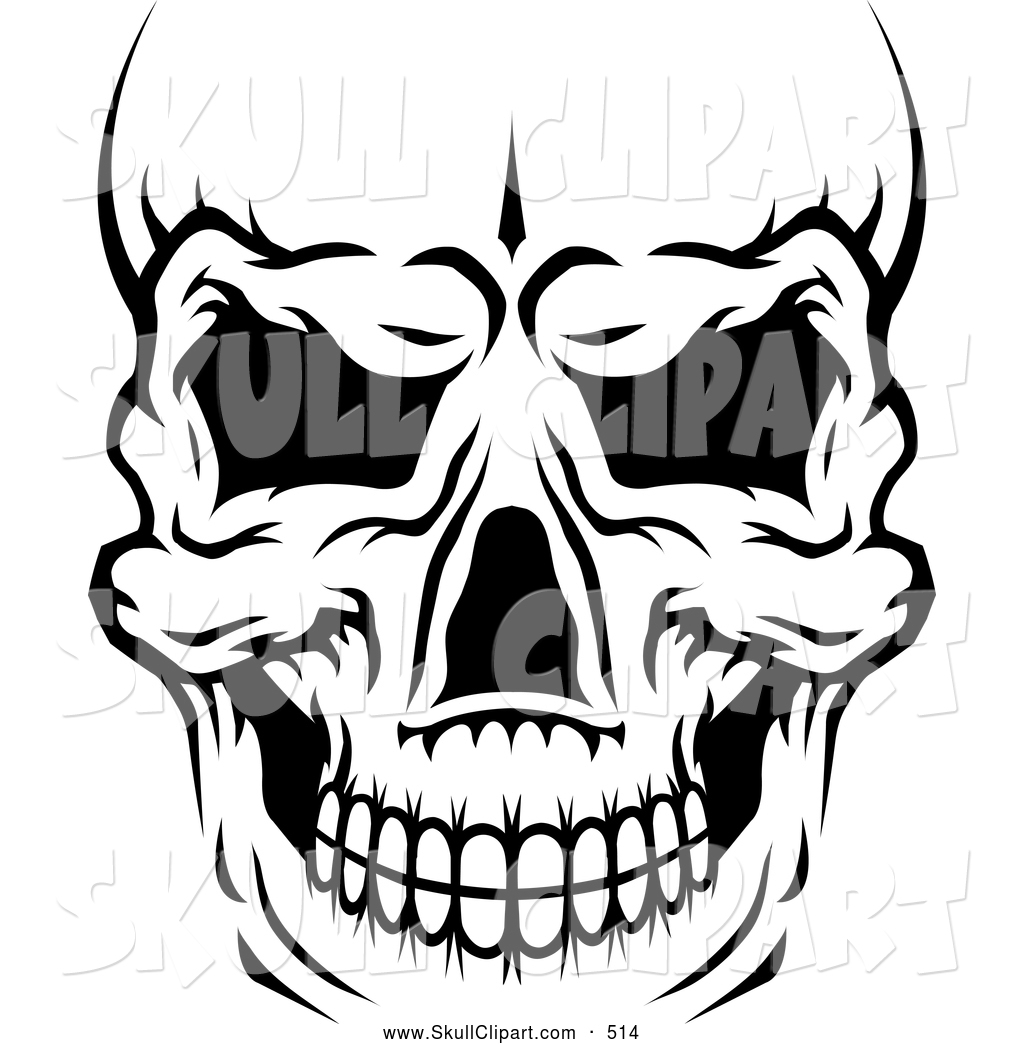Related Pictures Human Skull Clip Art