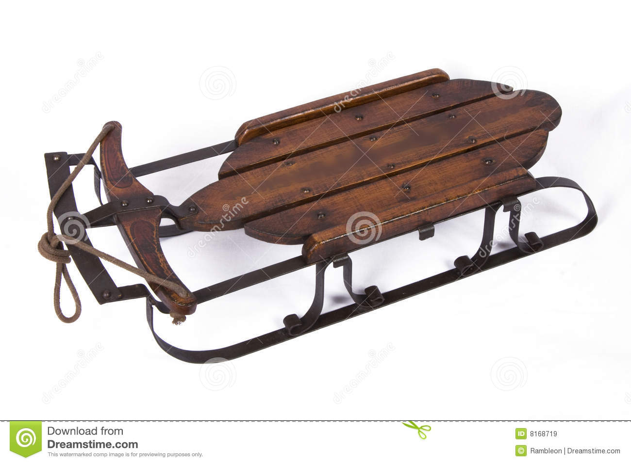 Image gallery snow sled for Vintage sleds