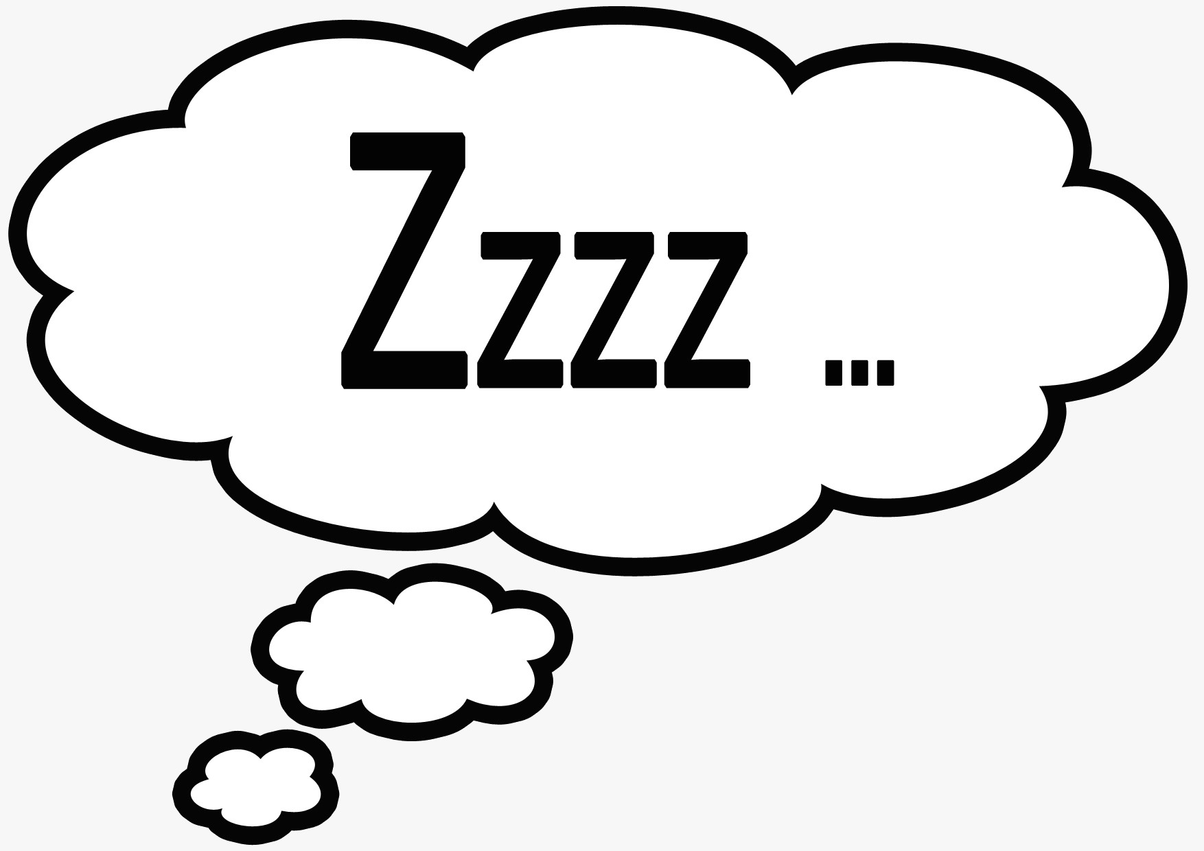 sleeping zzz clipart clipart suggest Eyelash Clip Art Closed Eyes Clip Art