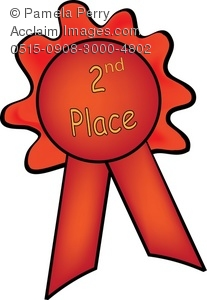 2nd Place Ribbon Clip Art   Group Picture Image By Tag