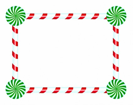Clip Art Candy Cane Border Clip Art candy cane border clipart kid and