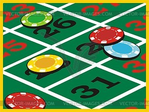 Casino   Vector Clip Art