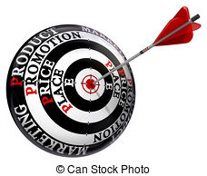 Four P Marketing Principles On Target   Promotion Price