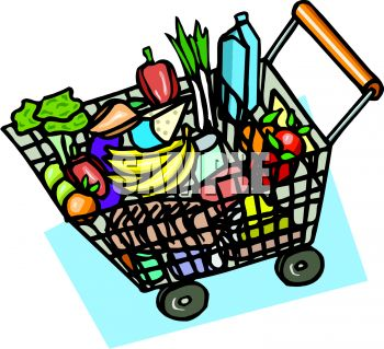 Grocery Store Clipart Black And White   Clipart Panda   Free Clipart