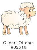 Oct 60 And Lambs Clip Free Spring Art Clip Art