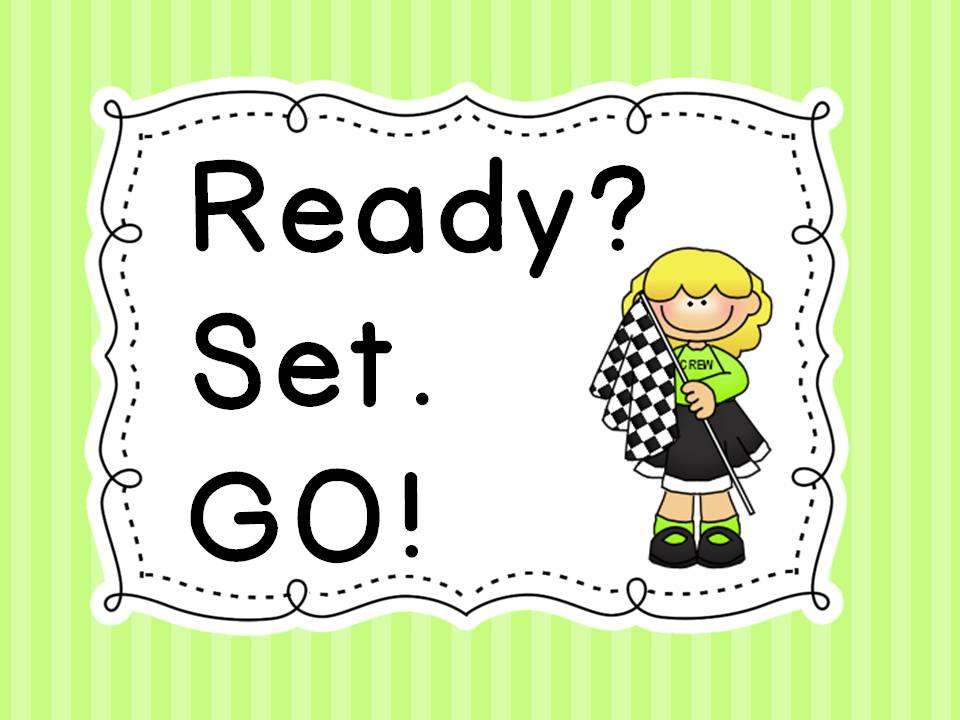 Ready set go clipart clipart suggest for Ready to go images