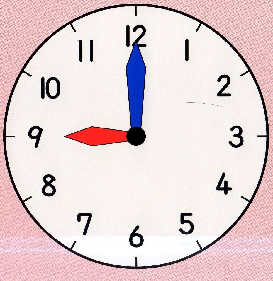 online o clock