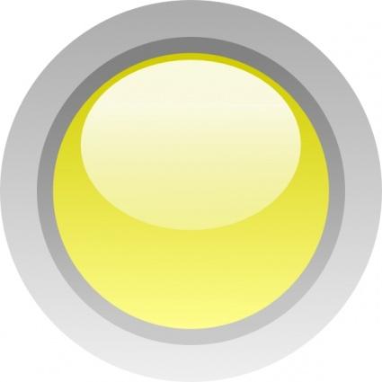 Conduit Image Clipart Circle  Jaune  Clip Arts Cliparts Gratuits