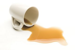 Coffee Spill Clipart - Clipart Suggest