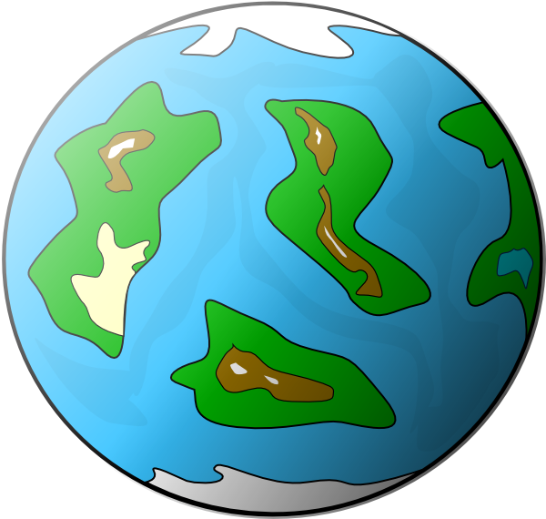 the 9 planets clip art - photo #29