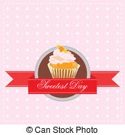 Sweetest Day   Sticker On The Day Of Sweets With The Image
