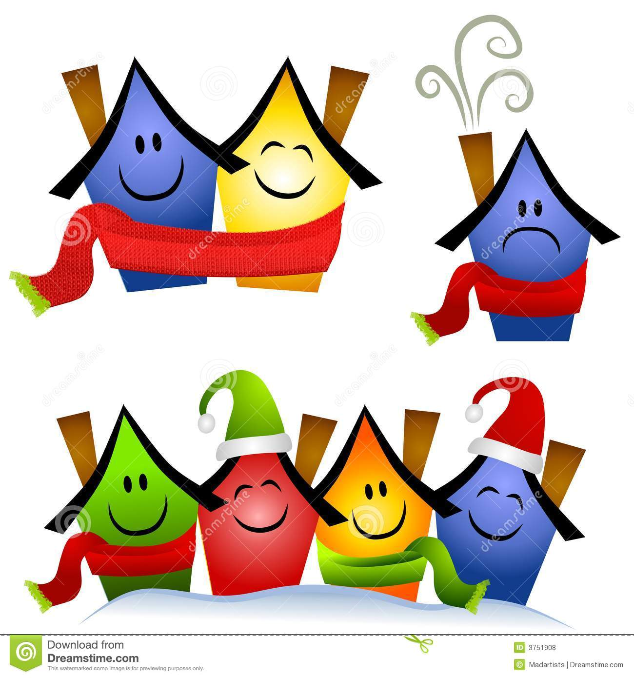 house winter clipart - photo #23