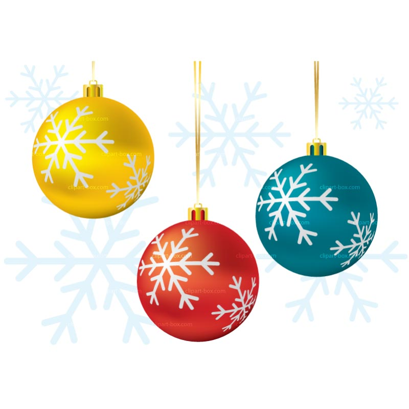 Christmas Ball Clipart - Clipart Suggest