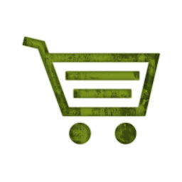 Closed Shopping Cart  Carts  Icon With Horizontal Lines  081954