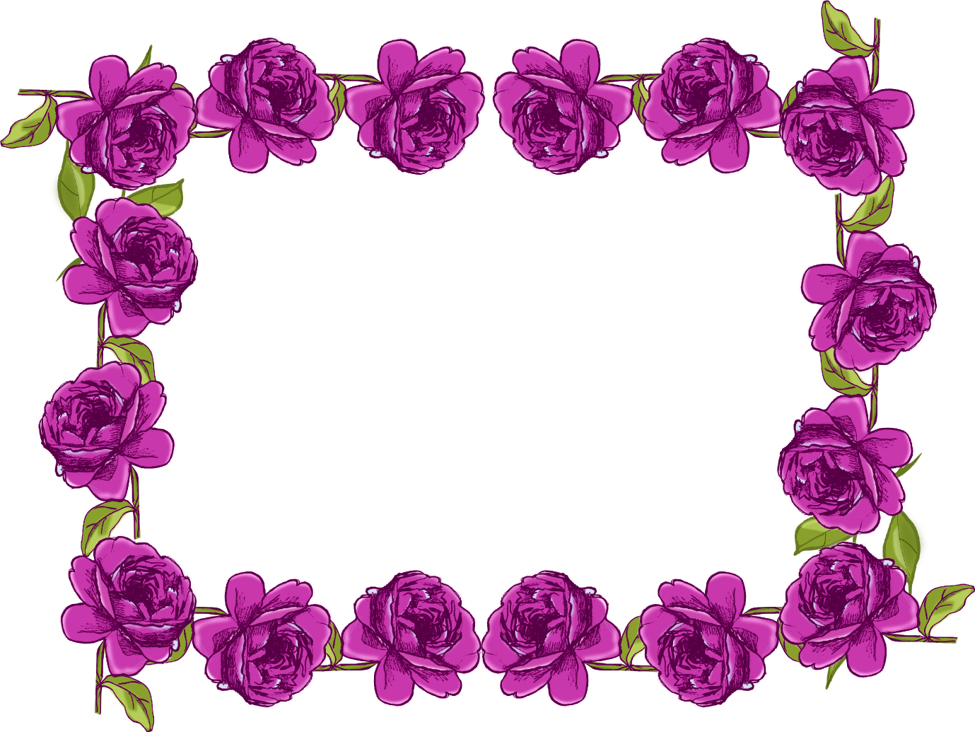 Purple Rose Flower Clipart Get This Purple Rose Flower Clipart ...