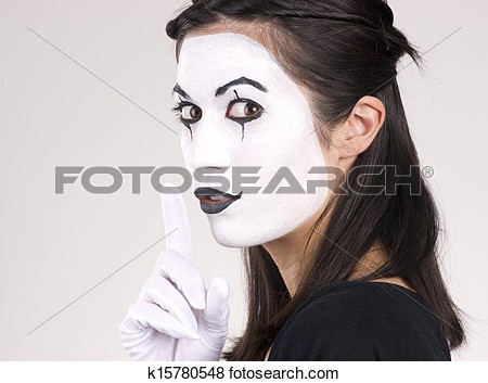Mime Dance White Mime Dance Clipart
