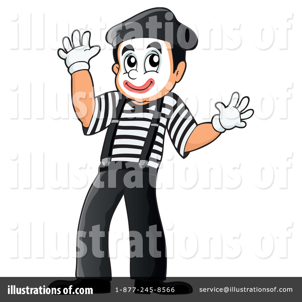 Preview Clipart Mime Dance Mime Dance Clipart