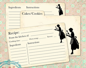 Clipart Recipe - All About Clipart