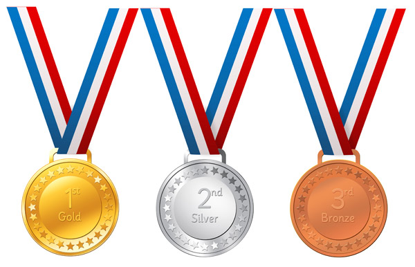 Award Medals Clipart - Clipart Kid