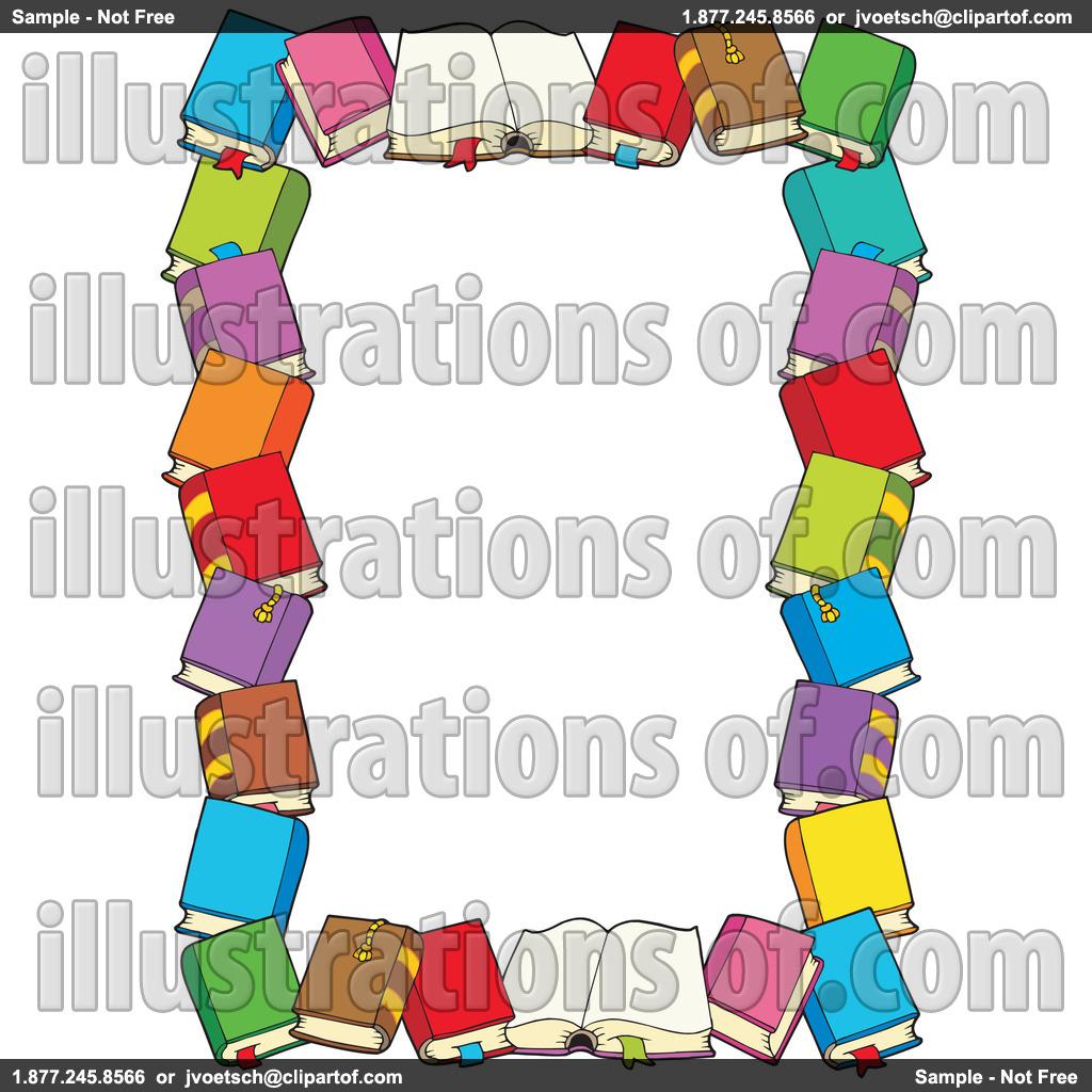 Clip Art Book Border Clipart