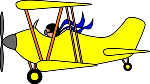 Clip Art Images Biplane Stock Photos   Clipart Biplane Pictures