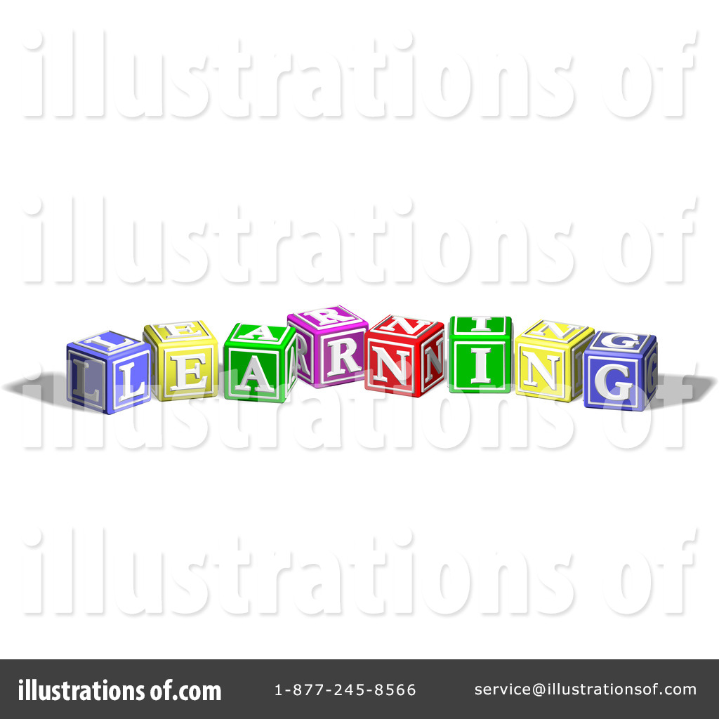 Learning Clipart  1055523   Illustration By Geo Images