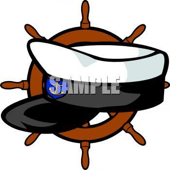 Captain Hat Clipart - Clipart Kid