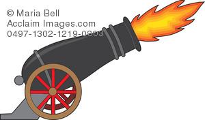 Clip Art Cannon Clipart cannon firing clipart kid firing