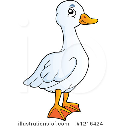 Geese Clipart Royalty Free  Rf  Goose Clipart