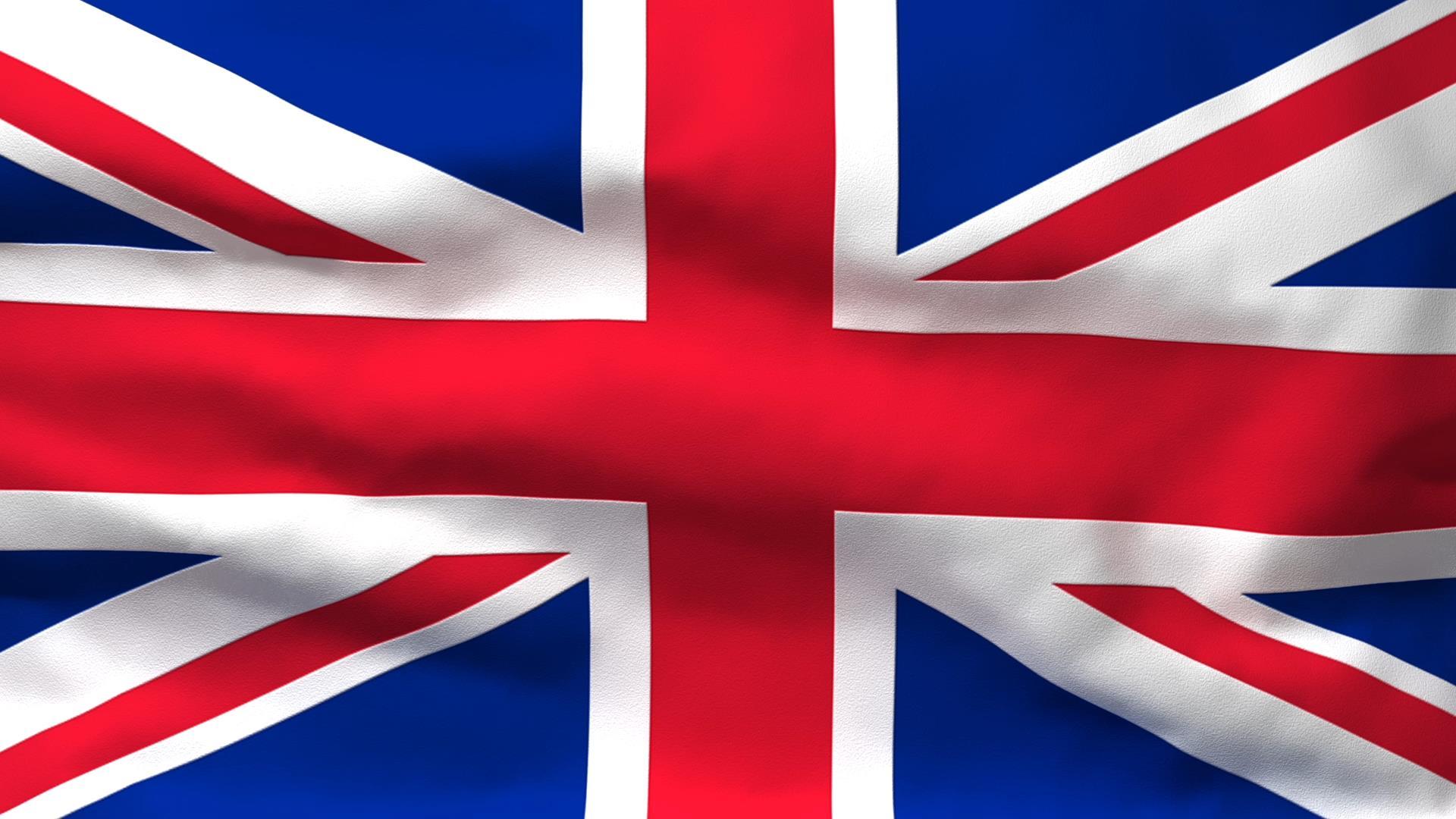 Картинка флага британии