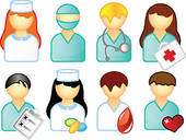 Medical Staff Clipart - Clipart Kid
