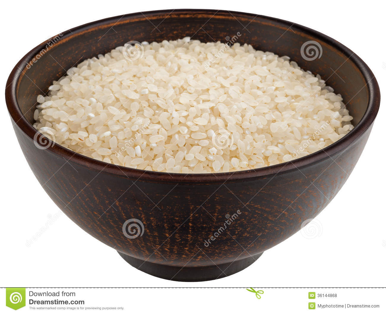 Rice Bowl Clipart Rice Bowl