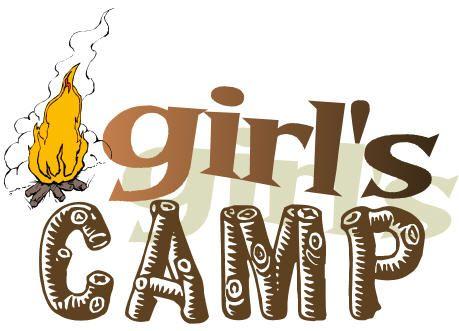 Girl at Camp Clip Art – Cliparts