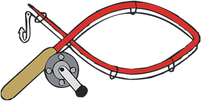Bent Fishing Pole Clipart   Clipart Panda   Free Clipart Images
